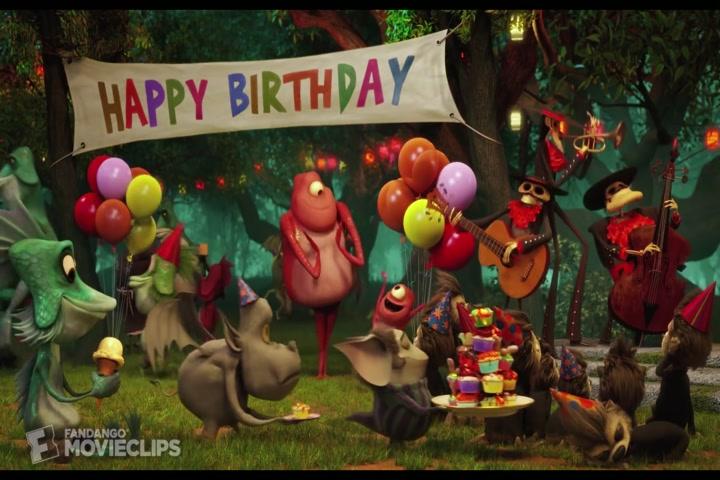 کارت پستال جالب برای تولد