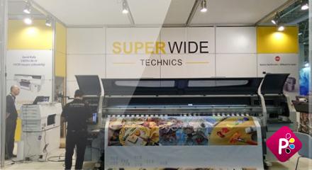 چاپخانه شرکت سوپروایدپرشیا