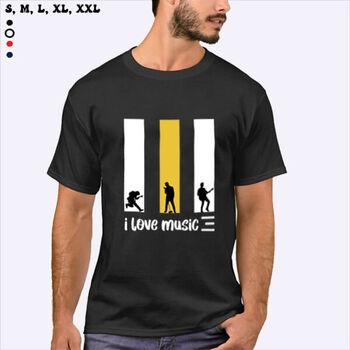 تیشرت موزیک