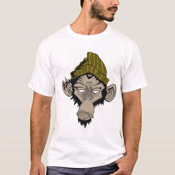 تیشرت میمون گنگ بالا