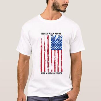 تیشرت پرچم آمریکا