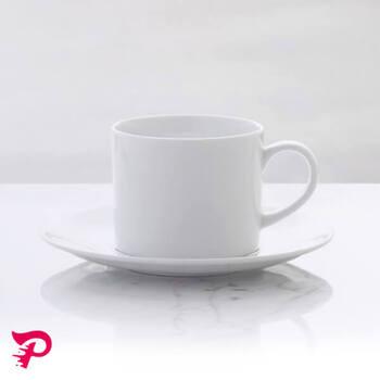 چاپ عکس دلخواه روی فنجان نعلبکی قاشقدار