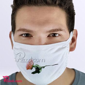 چاپ ماسک پارچه ای با طرح دلخواه