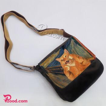چاپ طرح دلخواه روی کیف دوشی