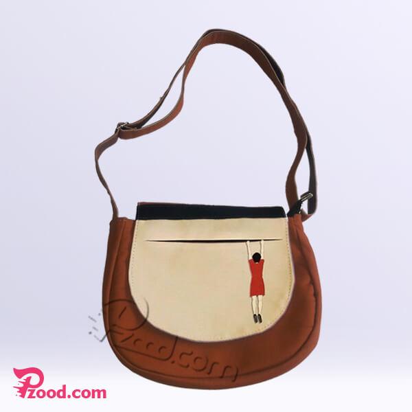 چاپ کیف دوشی دخترانه با طرح دلخواه