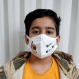 چاپ ماسک بچگانه
