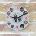 ساعت کریستالی با چاپ دلخواه