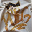 تیشرت سفید با طرح بازی پابجی (PUBG)