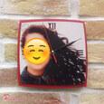 چاپ ساعت دیواری عکس دختر