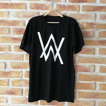 نمونه چاپ شده تیشرت طرح آلن واکر