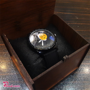 چاپ ساعت مچی با طرح  دلخواه