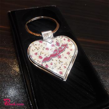 چاپ جاسوئیچی قلبی عاشقانه